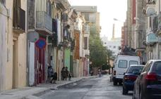 Arranca la reurbanización de varias calles de la 'zona cero' del Cabanyal