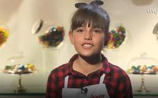 Una niña aliña su plato con detergente en 'Masterchef junior'