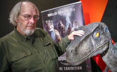 El paleontólogo de Spielberg