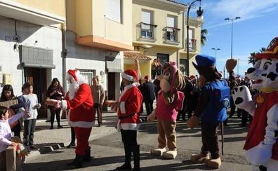 Un pueblo valenciano con una curiosa historia detrás de su cabalgata de Papá Noel