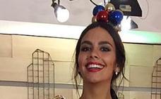 Cristina Pedroche felicita la Navidad «en bolas»