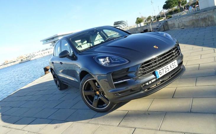 Galería Porsche Macan