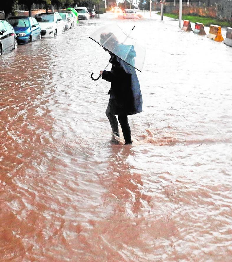 El cambio climático traerá más lluvias torrenciales, según los expertos