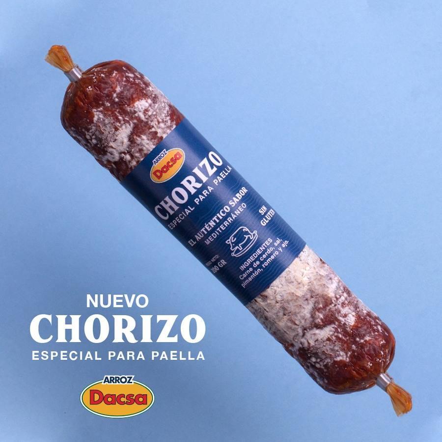 Chorizo especial para paella: ¿es una broma?