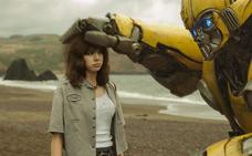 'Bumblebee', la sexta entrega de Transformers, ya en cines