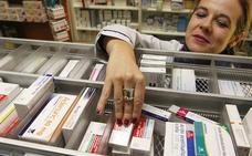 El 1 de enero bajarán los precios de más de 1.200 medicamentos en las farmacias