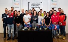 Fundación Trinidad Alfonso reconoce los éxitos de los deportistas FER en 2018