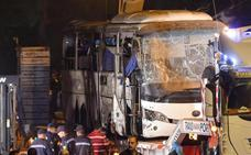 La Policía egipcia mata a 40 «terroristas» tras el atentado contra turistas en Guiza