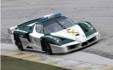 ¿Ferraris para la Guardia Civil?