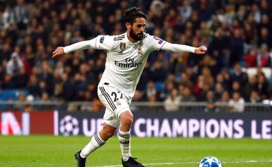 Isco: «Quiero continuar en el Real Madrid»