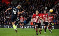El Manchester City respira y recupera el segundo puesto
