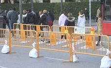 Calles cortadas hoy 30 de diciembre en Valencia por la San Silvestre