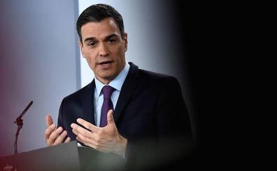 Pedro Sánchez visitará el Tribunal Europeo de Derechos Humanos en pleno juicio del 'procés'