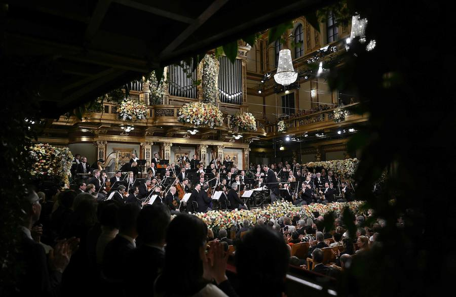 Concierto de Año Nuevo de Viena 2019
