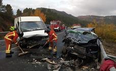La Comunitat registra 132 muertes en las carreteras, la peor cifra en siete años