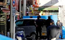 Un hombre atropella a nueve peatones en una calle concurrida de Tokio y lo reivindica como acto terrorista