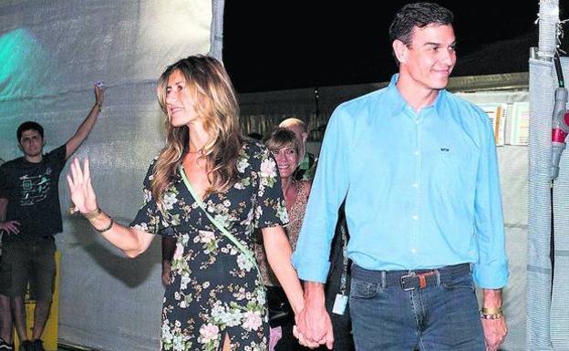 El Gobierno sólo admite 282 euros de gasto del viaje de Sánchez en Falcón a Benicàssim