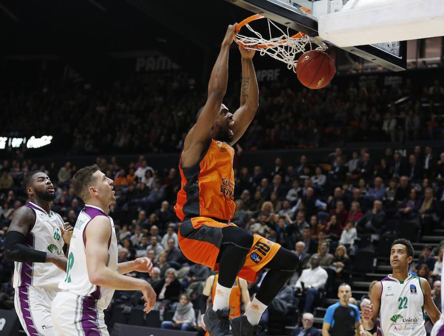 Fotos del Valencia Basket-Unicaja