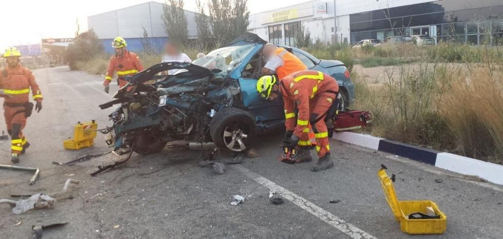 Las claves del repunte de los accidentes en la Comunitat Valenciana