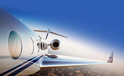 Los aviones privados de ejecutivos remontan el vuelo