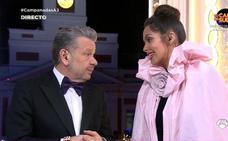 Qué opina Dabiz Muñoz del vestido de Cristina Pedroche