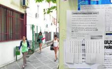Los estudiantes pierden el monopolio de los pisos compartidos