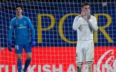 El Real Madrid paga su siesta a la defensiva