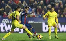 VÍDEO | Así ha sido el Levante 2-2 Girona