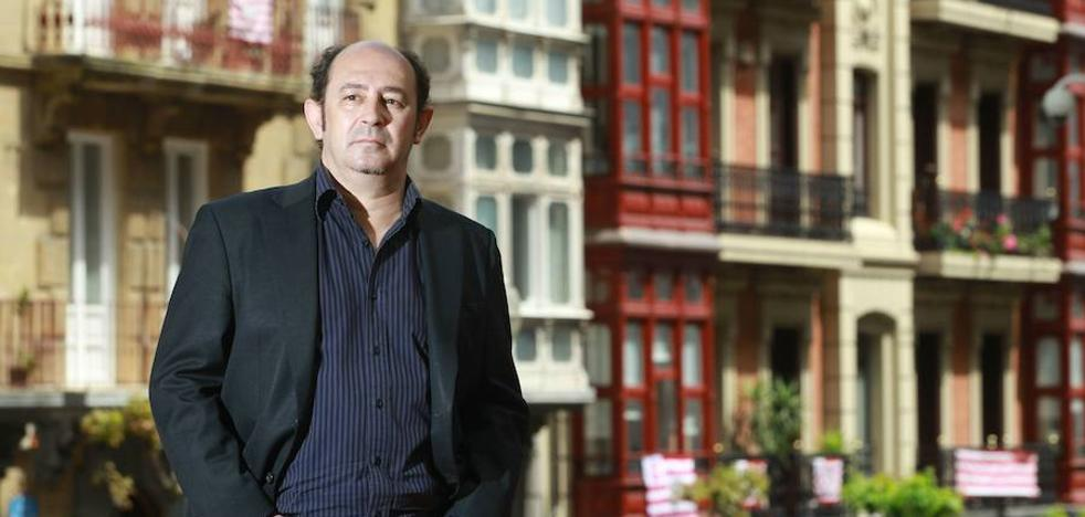 Adolfo García Ortega: «El nacionalismo es tóxico; el hipernacionalismo, asesino»