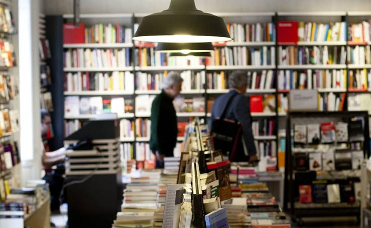 Los libros más vendidos de España