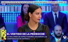Cristina Pedroche se enfada con 'Espejo Público' por las preguntas sobre las Campanadas