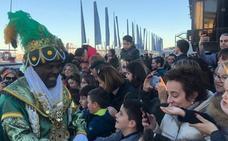 La magia de los Reyes Magos llega a Valencia