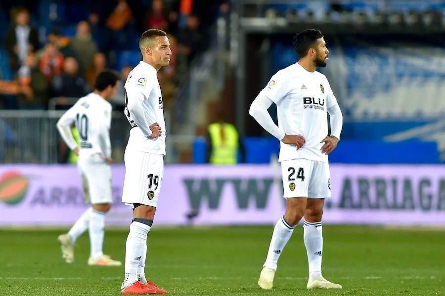 Fotos del Deportivo Alavés-Valencia CF