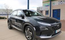 El Hyundai Nexo reposta en Albacete