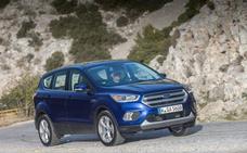 El Kuga lidera el éxito de los SUV de Ford