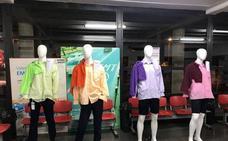 La plantilla de la EMT de Valencia elige el color para las camisas y polos de su nueva equipación