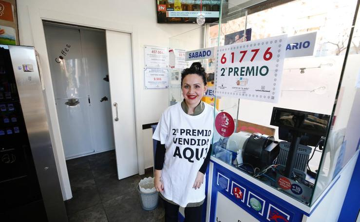El sorteo de El Niño deja 675.000 euros en cuatro localidades valencianas