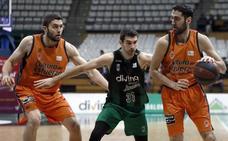 El Valencia Basket se complica la Copa