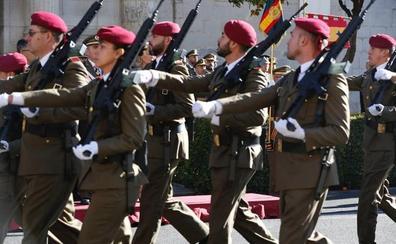 Las Fuerzas Armadas de Valencia celebran la Pascua Militar