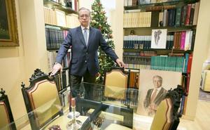 Vicente Garrido: «No sé estar sin hacer nada, estresado soy feliz»