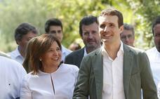 Pablo Casado pasará el sábado por la Comunitat para desvelar los candidatos
