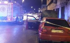 Arden 6 coches en Museros y Massamagrell en menos de dos horas