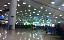 Rescatada en el aeropuerto de Cancún una niña de 2 años española secuestrada en su casa