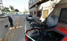 La Guardia Civil detiene a uno de los presuntos autores de la quema de 7 coches en Massamagrell