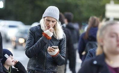 Valencia rozará las temperaturas bajo cero por la ola de frío