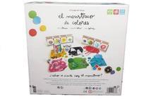 El bestseller infantil 'El Monstruo de Colores' se convierte en un juego de mesa
