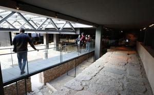 El director de la Almoina se jubila en plena crisis del museo por su abandono