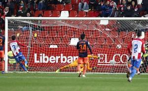 VÍDEO | El gol del Sporting que deja a Marcelino contra las cuerdas