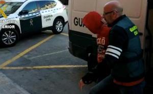El detenido de Alicante de 22 años también afirma que no recuerda «nada»