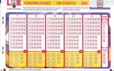 Comprobar resultados de Euromillones del 8 de enero de 2019